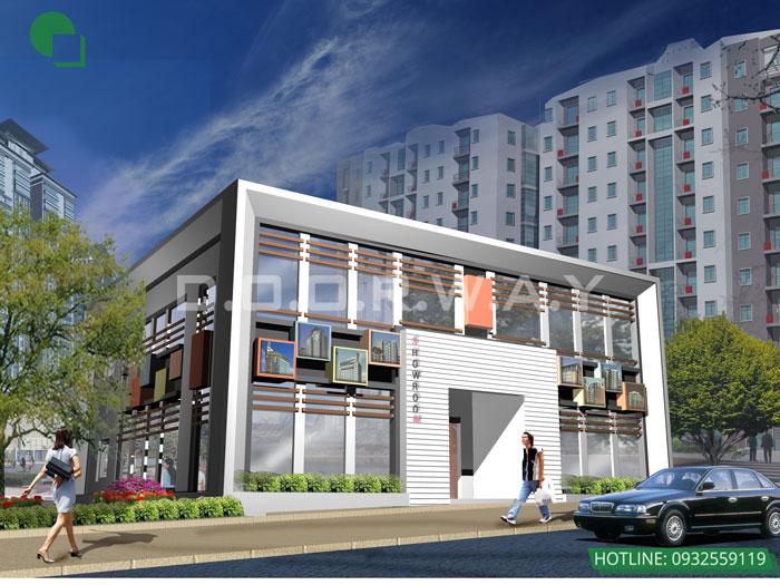 13- Mẫu thiết kế kiến trúc nhà ở, nhà phố, nhà ống, khách sạn, nhà hàng, quy hoạch,.. by kiến trúc Doorway