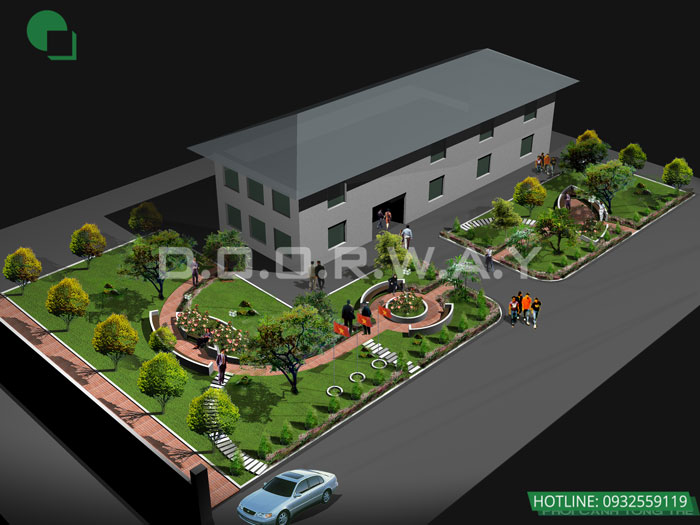 17- Mẫu thiết kế kiến trúc nhà ở, nhà phố, nhà ống, khách sạn, nhà hàng, quy hoạch,.. by kiến trúc Doorway