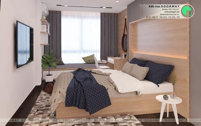 3-thiết kế nội thất, thi công nội thất by kiến trúc Doorway, thiết kế nội thất nhà ống