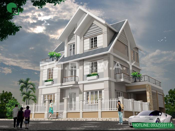 4- Mẫu thiết kế kiến trúc nhà ở, nhà phố, nhà ống, khách sạn, nhà hàng, quy hoạch,.. by kiến trúc Doorway
