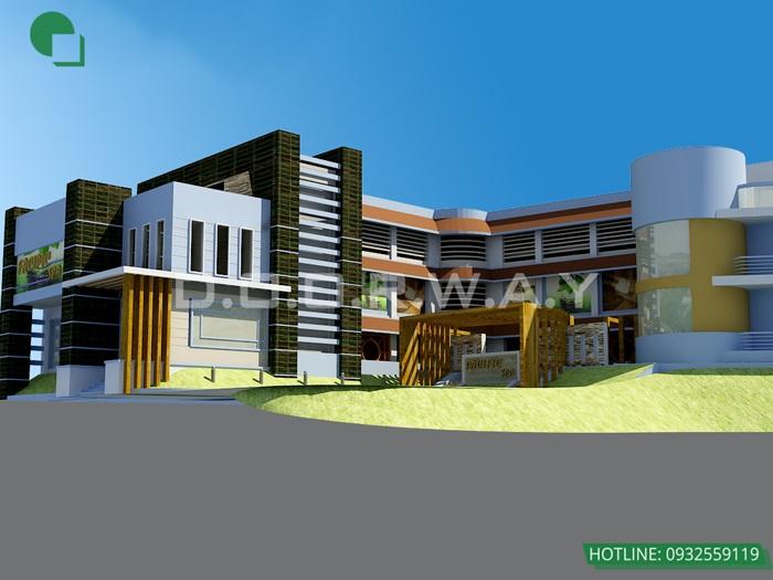 8- Mẫu thiết kế kiến trúc nhà ở, nhà phố, nhà ống, khách sạn, nhà hàng, quy hoạch,.. by kiến trúc Doorway
