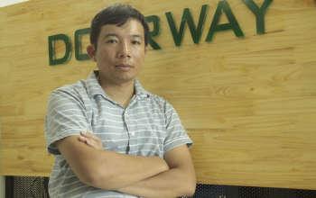 KTS Nguyễn Văn Hoàn - Giám đốc của Kiến trúc Doorway