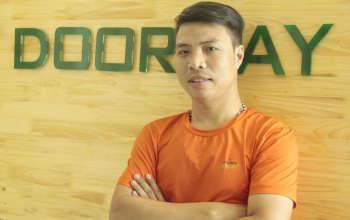 KTS Nguyễn Văn Tân - Giám đốc phòng ban của Kiến trúc Doorway