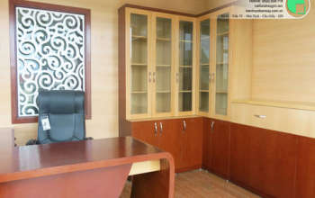 Thi công nội thất văn phòng công ty Hà Hùng by kiến trúc Doorway văn phòng giám đốc 12
