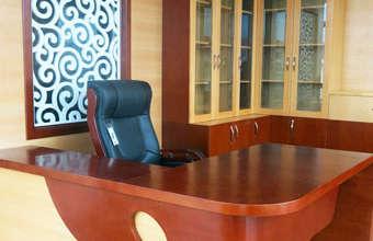 Thi công nội thất văn phòng công ty Hà Hùng by kiến trúc Doorway văn phòng giám đốc 14