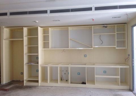 Thi công nội thất tủ bếp Par Hill 8 nhà anh Hùng by kiến trúc Doorway ảnh thi công xong góc 01