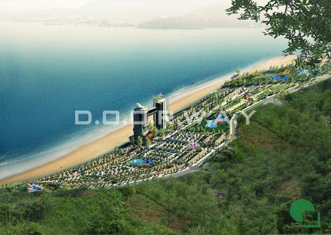 Thiết kế kiến trúc quy hoạch khu đô thị Nam Nha Trang by kiến trúc Doorway góc 01