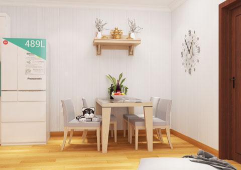 Thiết kế nội thất chung cư cao cấp Park Hill 3 150m2 nhà anh An by kiến trúc Doorway phòng bếp góc 01