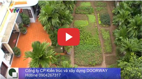 Không gian xanh số 47 - Kiến trúc Doorway - KTS Nguyễn Văn Hoàn
