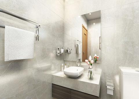 Thiết kế nội thất chung cư Mandarin Garden 2 c Hiên by kiến trúc Doorway góc 07