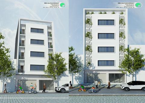 Thiết kế kiến trúc, kiến trúc sinh thái, by kiến trúc Doorway, dự án nhà bác Mắn