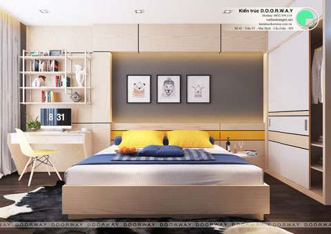 Điểm đặc biệt trong mẫu thiết kế nội thất nhà ống 4 tầng 180m2