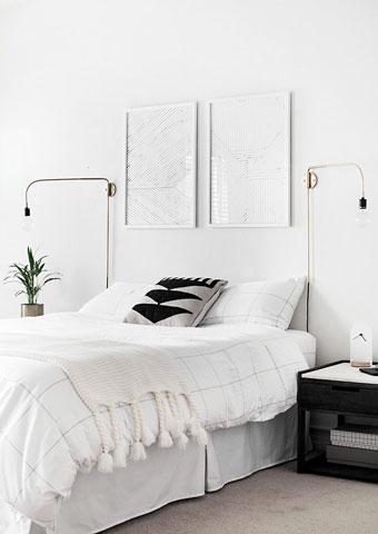 Thiết kế nội thất phòng cưới màu trắng by kiến trúc Doorway st góc 07