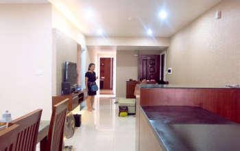 Thiết kế & thi công nội thất chung cư 95m2, chung cư Meco Complex 102 Trường Chinh nhà anh Thắng by kiến trúc Doorway phòng khách, phòng bếp góc 18