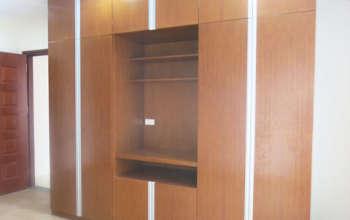 Thiết kế & thi công nội thất chung cư 95m2, chung cư Meco Complex 102 Trường Chinh nhà anh Thắng by kiến trúc Doorway phòng ngủ góc 02