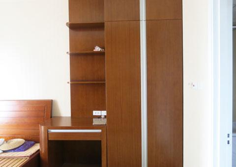 Thiết kế & thi công nội thất chung cư 95m2, chung cư Meco Complex 102 Trường Chinh nhà anh Thắng by kiến trúc Doorway phòng ngủ góc 07