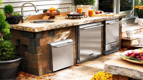 Thiết kế bàn bếp đẹp độc đáo by kiến trúc Doorway st ảnh tiêu biểu