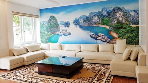Thi công nội thất biệt thự cho thuê FLC Sầm Sơn nhà anh Dương by kiến trúc Doorway, ảnh tiêu biểu