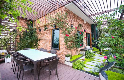 Thiết kế ban công đẹp by kiến trúc Doorway, góc 01