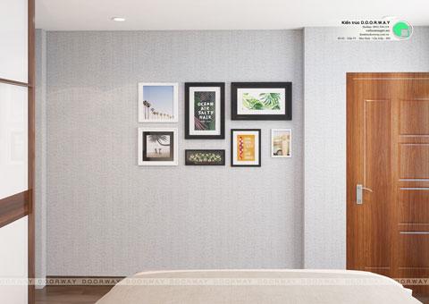 Trọn bộ nội thất phòng ngủ con gái gỗ HDF dưới 50 triệu by kiến trúc Doorway 03