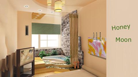 Thiết kế nội thất cho phòng Honey Moon 25m2 tại Hà Nội - Mr Minh by kiến trúc Doorway ảnh tiêu biểu