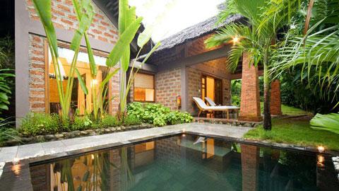 Thiết kế kiến trúc Làng Hành Hương tại Huế - Resort 5 sao by kiến trúc Doorway tham gia thiết kế, ảnh tiêu biểu