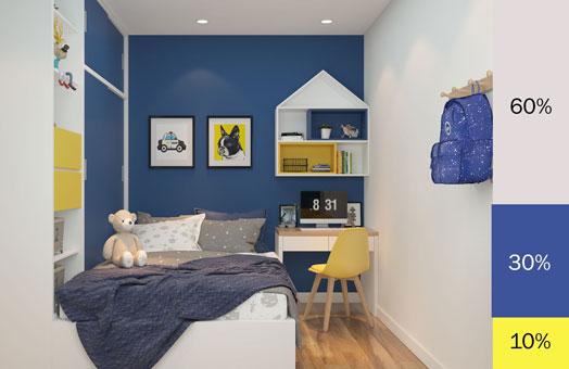 """Bảng phối màu trong thiết kế nội thất """"hot"""" nhất năm 2019 by kiến trúc Doorway, bảng trẻ trung"""
