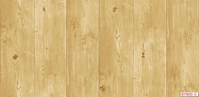 Tổng hợp những mẫu giấy dán tường đơn sắc trở thành xu hướng 2019 by kiến trúc Doorway, mẫu giấy dán tường đơn sắc giả gỗ Natural mã 87005-5