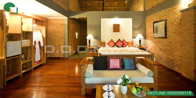 Thiết kế kiến trúc Làng Hành Hương tại Huế - Resort 5 sao by kiến trúc Doorway tham gia thiết kế, 01