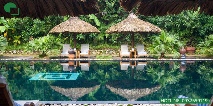 Thiết kế kiến trúc Làng Hành Hương tại Huế - Resort 5 sao by kiến trúc Doorway tham gia thiết kế, 03