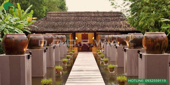 Thiết kế kiến trúc Làng Hành Hương tại Huế - Resort 5 sao by kiến trúc Doorway tham gia thiết kế, 05
