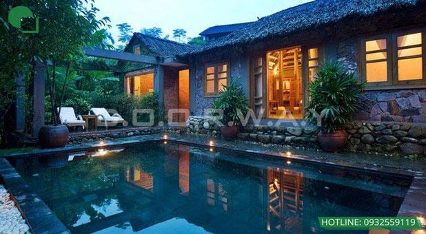 Thiết kế kiến trúc Làng Hành Hương tại Huế - Resort 5 sao by kiến trúc Doorway tham gia thiết kế, 08