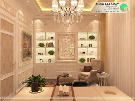 7 mẫu phòng làm việc đẹp tại nhà năm 2019 by kiến trúc Doorway 6 góc 02