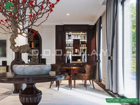 7 mẫu phòng làm việc đẹp tại nhà năm 2019 by kiến trúc Doorway 7 góc 01