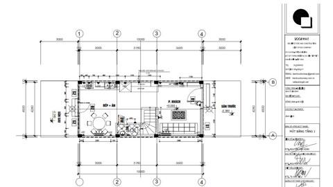 Xem bản vẽ thiết kế nội thất phòng khách hiện đại đẹp-Update 2019 by kiến trúc Doorway ảnh tiêu biểu