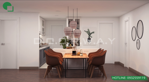 Top 10 đơn vị thiết kế nội thất uy tín tại Hà Nội 2019 by kiến trúc Doorway, mẫu nội thất chung cư 2