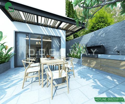 Top 10 đơn vị thiết kế nội thất uy tín tại Hà Nội 2019 by kiến trúc Doorway, mẫu nội thất biệt thự 2