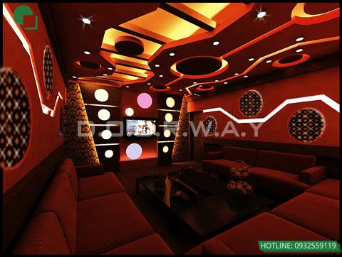 Top 10 đơn vị thiết kế nội thất uy tín tại Hà Nội 2019 by kiến trúc Doorway, mẫu nội thất quán karaoke