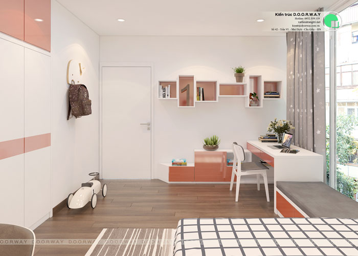 18-trang trí phòng ngủ xinh xắn bằng cây xanh