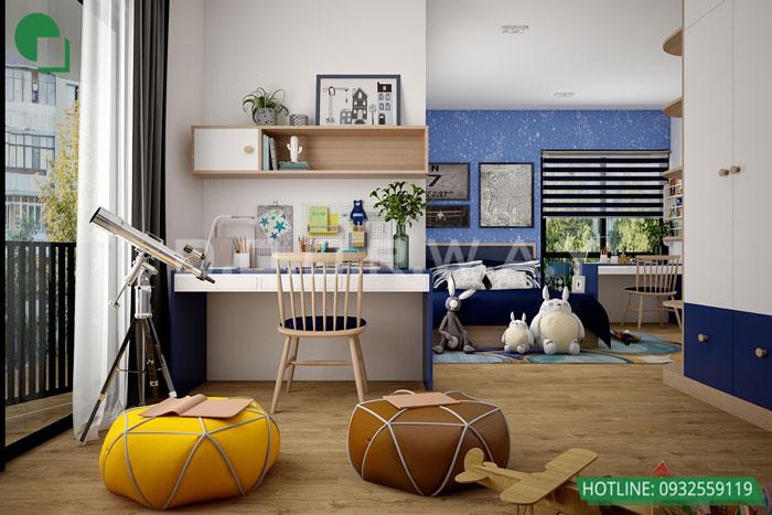 19-trang trí phòng ngủ xinh xắn bằng cây xanh