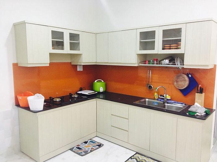 3-Hình ảnh nhữngmẫu nhà bếp ở nông thôn đẹp, đơn giản cho nhà cấp 4 & nhà ống