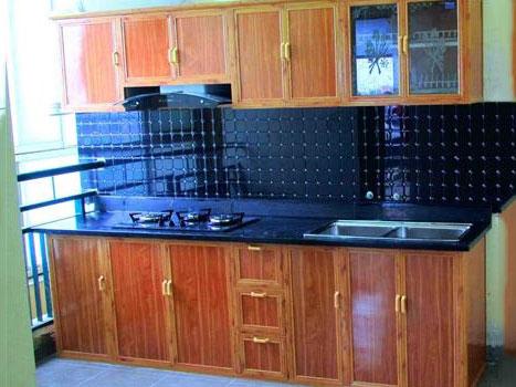 8-Hình ảnh nhữngmẫu nhà bếp ở nông thôn đẹp, đơn giản cho nhà cấp 4 & nhà ống