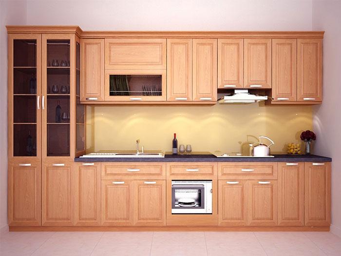 9-Hình ảnh nhữngmẫu nhà bếp ở nông thôn đẹp, đơn giản cho nhà cấp 4 & nhà ống