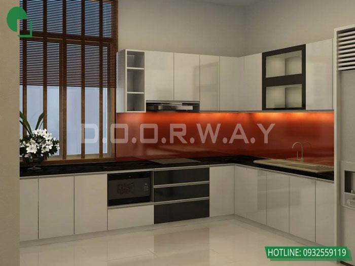 1-3PN- thiết kế căn hộ chung cư Mỹ Đình Pearl cho gia đình đa thế hệ | 3 - 4 phòng ngủ by kiến trúc Doorway