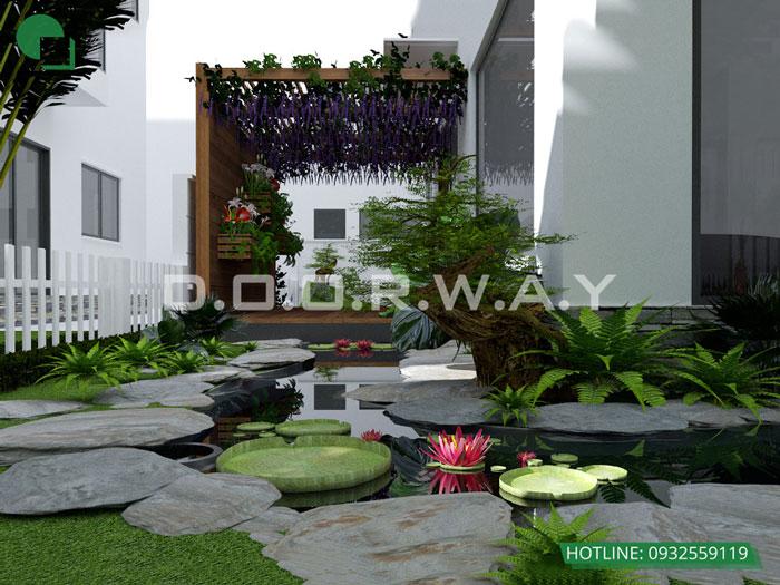 1-Khám phá 5 điểm đặc biệt của thiết kế nội thất biệt thự liền kề Ecopark