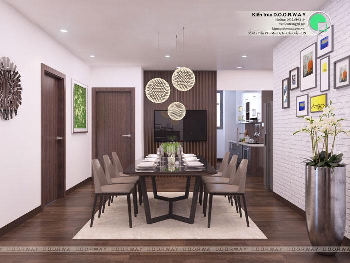 10a- Đừng bỏ qua 25 thiết kế nội thất chung cư 110m2 hiện đại mà đẹp này