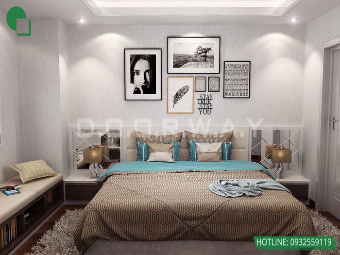 14- Đừng bỏ qua 25 thiết kế nội thất chung cư 110m2 hiện đại mà đẹp này