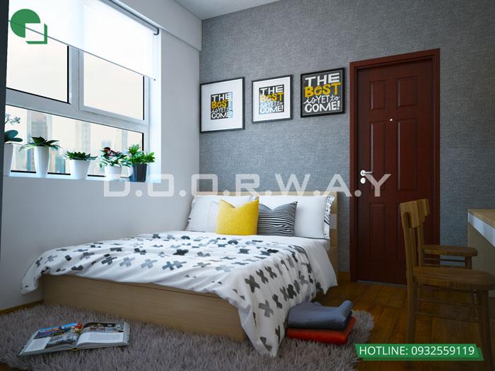 16- Đừng bỏ qua 25 thiết kế nội thất chung cư 110m2 hiện đại mà đẹp này