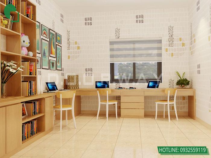 17- Đừng bỏ qua 25 thiết kế nội thất chung cư 110m2 hiện đại mà đẹp này
