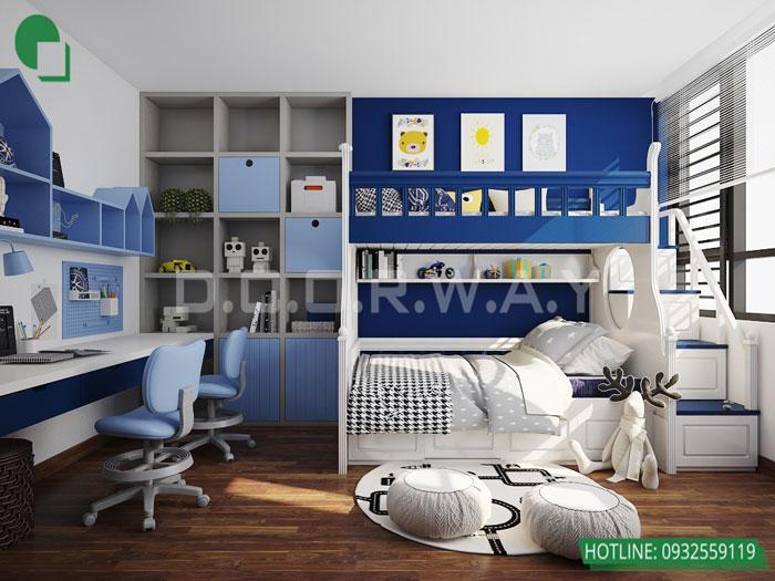 18- Đừng bỏ qua 25 thiết kế nội thất chung cư 110m2 hiện đại mà đẹp này
